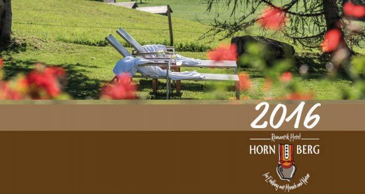 Das Hornberg-Jahresprogramm 2016 ist da!