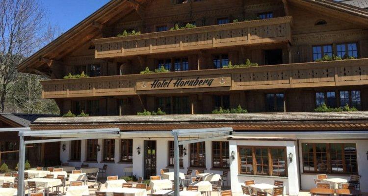 Die Sommer-Saison im Hotel Hornberg ist eröffnet!