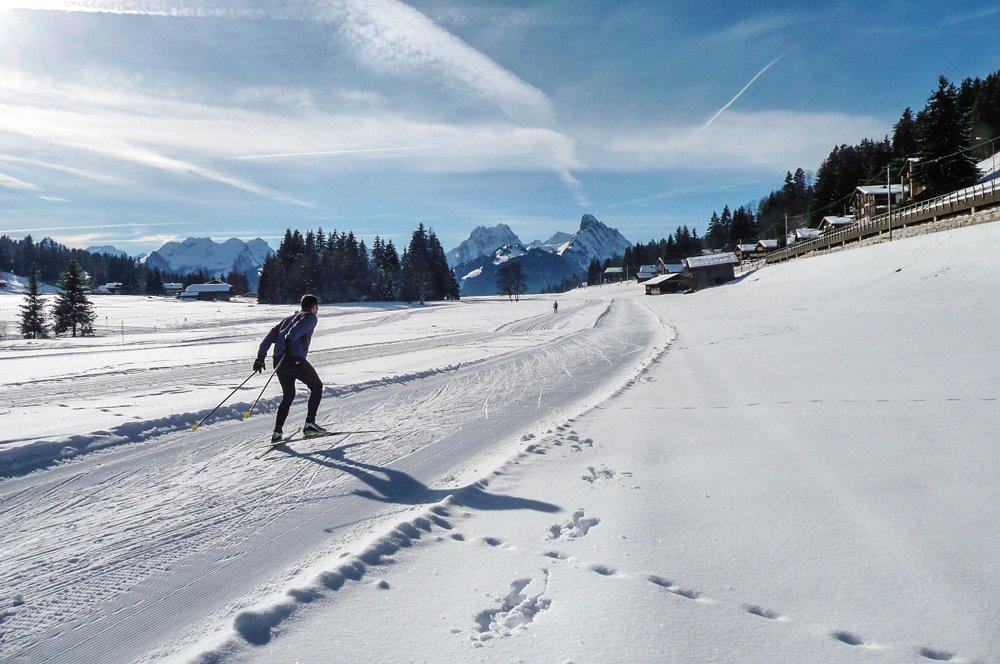 Activités en hiver
