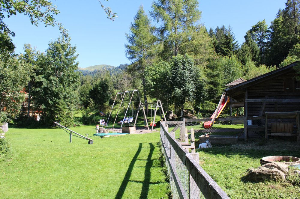 Children at Romantik Hotel Hornberg