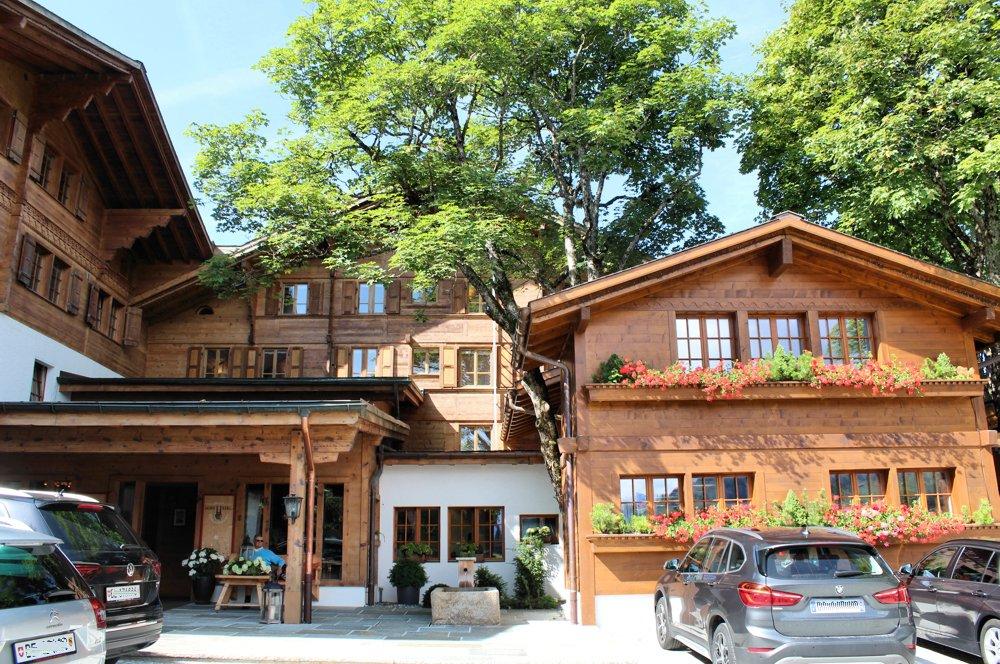 Anfahrt Romantik Hotel Hornberg