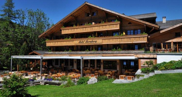 Die Sommer-Saison 2017 im Hotel Hornberg beginnt heute!