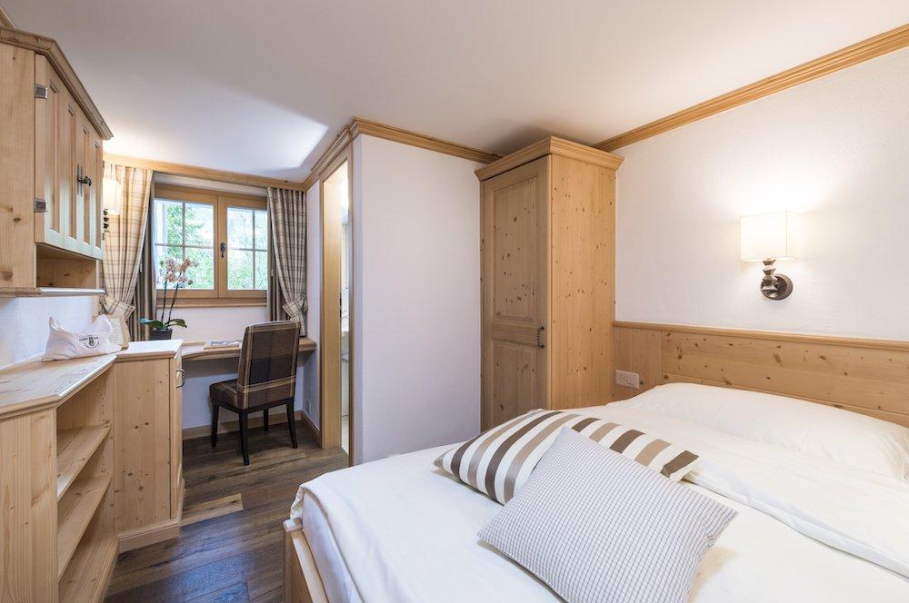 Einzel- & Doppelzimmer