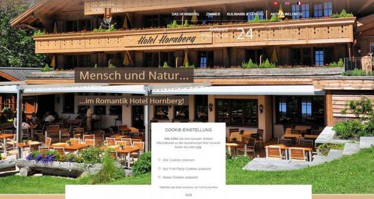 Das Thema Datenschutz im Romantik Hotel Hornberg