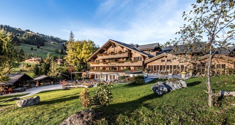 Platz 4 der 25 besten Winterhotels der Schweiz in der Kategorie 4 Sterne