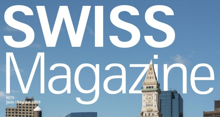 Hotel des Monats im aktuellen SWISS Magazine