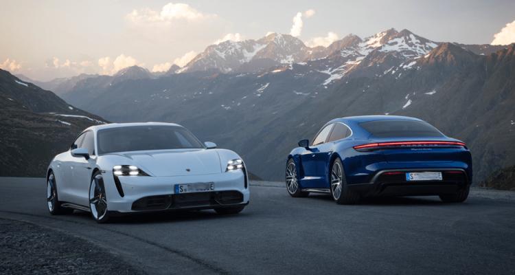 Porsche-Elektro-Charging
