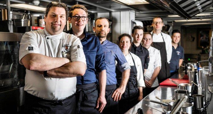Gault Millau Schweiz 2020: 14 Punkte für das Romantik Hotel Hornberg!