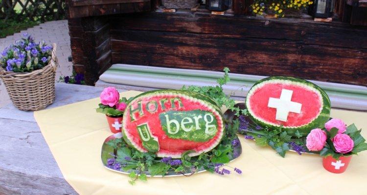 hornberg.swiss - neue Adresse mit Symbol-Charakter