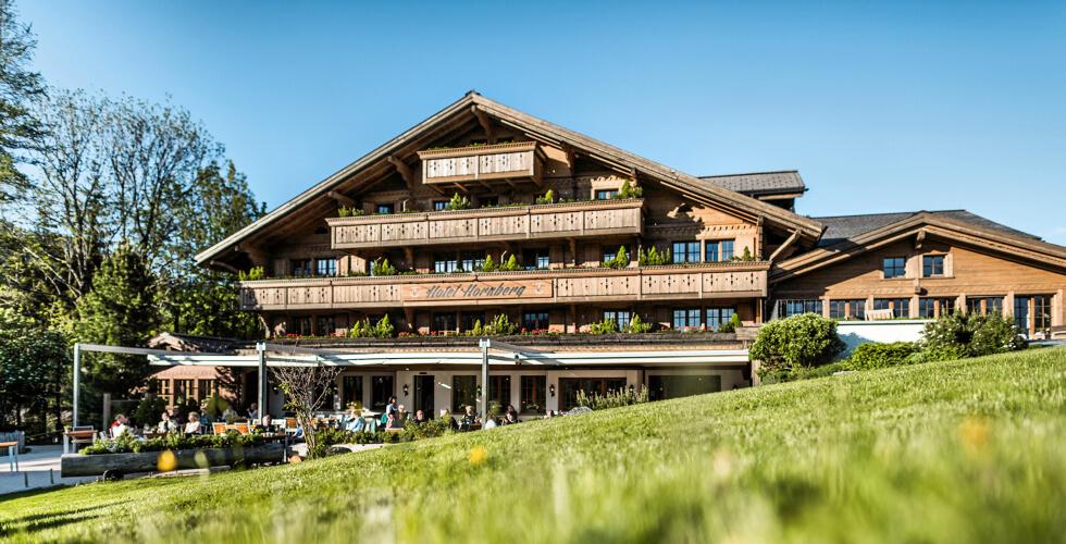 Platz 1 der beliebtesten Schweizer Hotels bei Holidaycheck