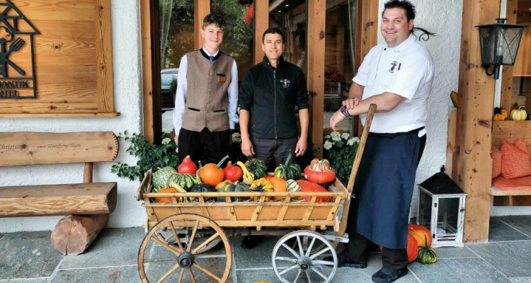 Herbstspeisekarte 2020: Jetzt kommt der Herbst auf die Teller!