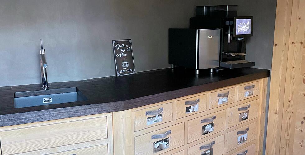Winter-Saison 2020/2021 startet mit dem Hornberg Coffee House